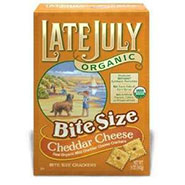 Late July Cheddar Cheese