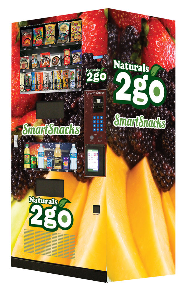 Seaga N2G 5000 Drink & Snack Combo